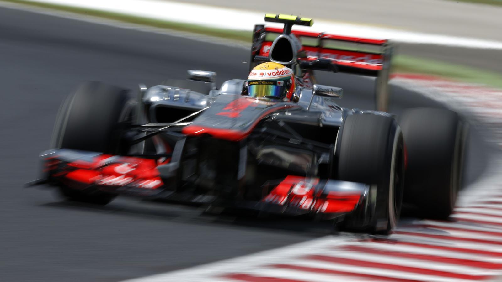 Hamilton contr le les lotu grand prix de hongrie 2012 formule 1 eurosport - Formule vitesse de coupe ...