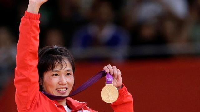 Kum Ae wins Olympic women's judo gold