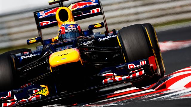 Red Bull hits back-Formula 1