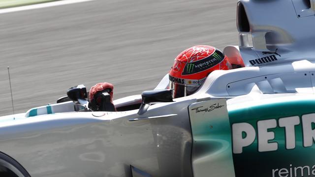 Mercedes still focusing on 2012 season
