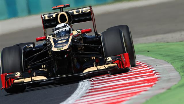 Lotus sure of stronger second half of '12