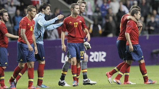 España no quiere marcharse sin una victoria