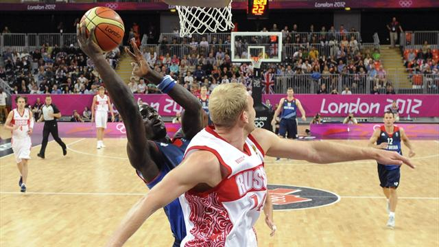 Team GB lose heavily in Olympic basketball