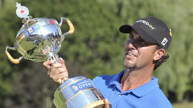 Piercy claims Canadian Open triumph