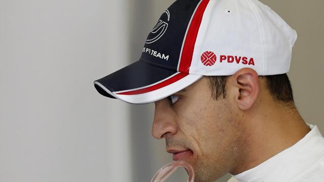 Maldonado: I'll make up points loss