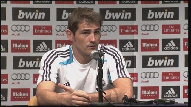 Casillas: Modric would fit-Football-Liga