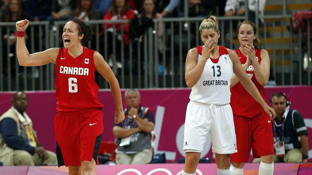GB fall to Canada, France shock Aussies at Olympics