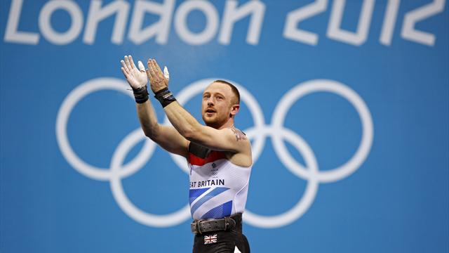 British weightlifter finishes second last at Olympic