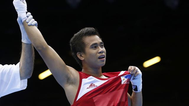 'Little Pacquiao' thrills at Olympics