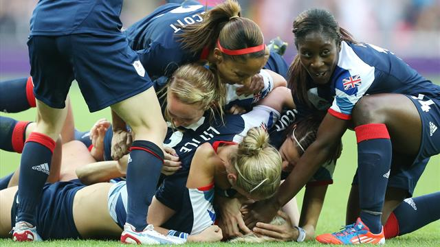 Team GB claim famous Olympic win over Brazil