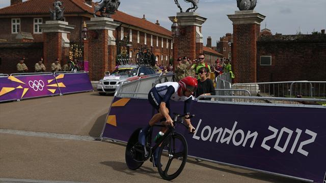 Tiago Machado compete na Volta à Grã-Bretanha