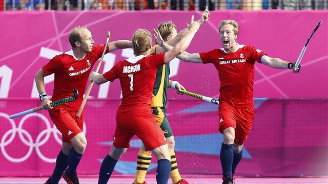 GB hockey men scrape draw at Olympics