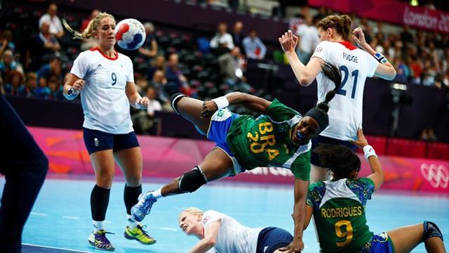 Losing run continues for GB handball women at Olympics