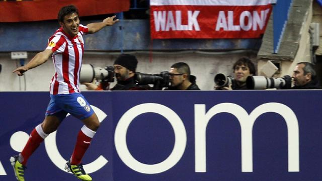 Benfica sign Salvio from Atletico Madrid