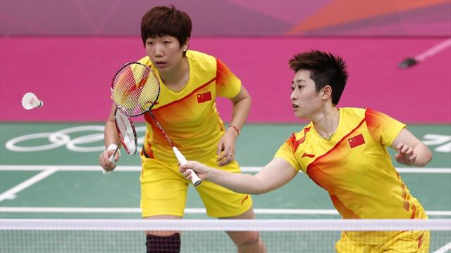 Disqualified Chinese player Yu quits badminton