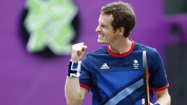 Murray to face Djokovic in Olympic semi-final