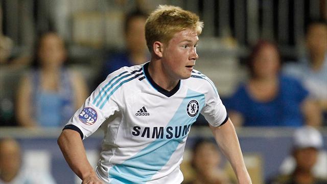 Bremen loan De Bruyne from Chelsea