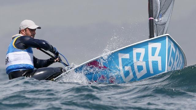 Angry Ainslie closes gap at Olympics