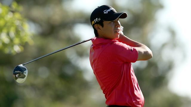 Romero leads Reno-Tahoe Open