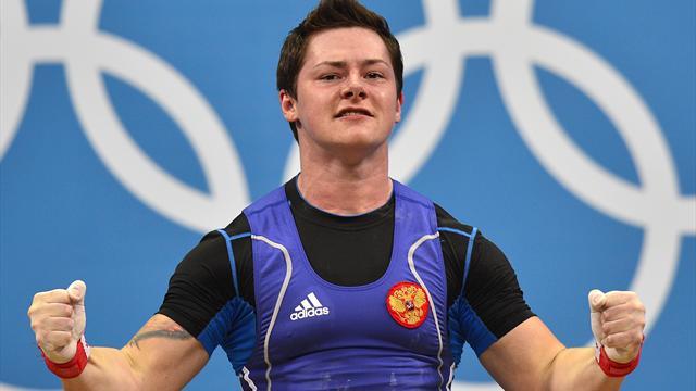 Украинка Деха стала чемпионкой мира по тяжелой атлетике среди юниоров - Цензор.НЕТ 3740