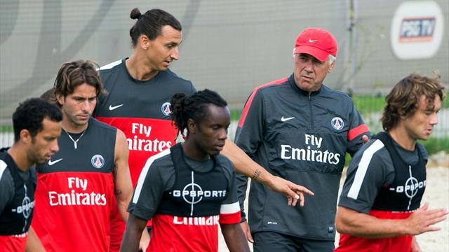 Splurging PSG threaten to dominate Ligue 1