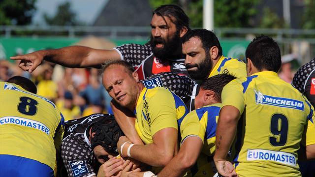 Clermont domine une sérieuse équipe de Lyon