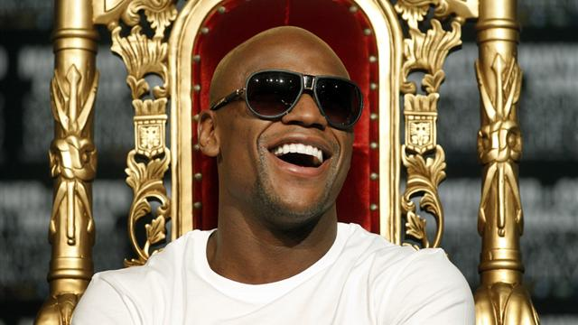 Mayweather released from jail