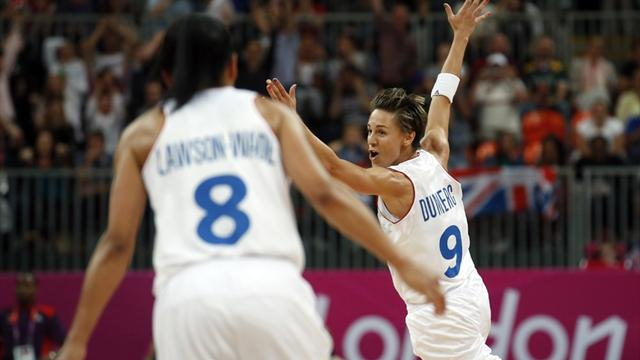 France beat Britain in Olympic OT thriller