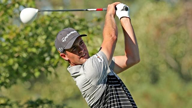 Rocha grabs lead at Reno-Tahoe Open