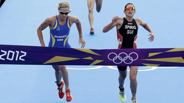 Sweden appealing against triathlon photo finish