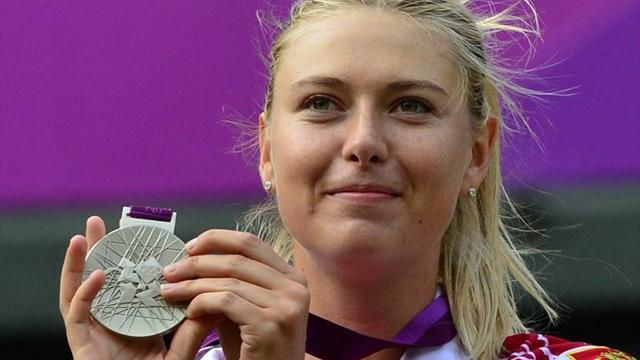 Sharapova hopes for relief from Olympic loss