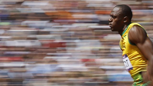 VIDEO - #Returnto2012 – Usain Bolt storms to 100m gold ...