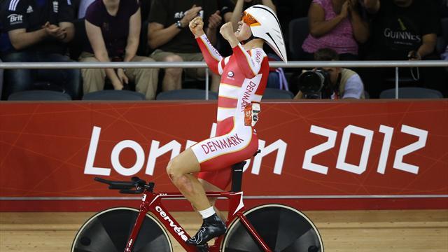 Hansen wins men's Olympic omnium, Clancy in bronze