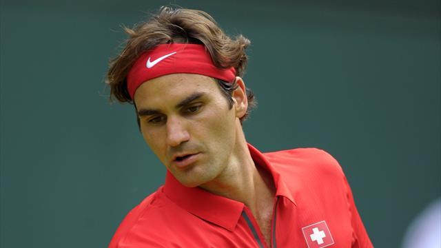 Federer, une finale à oublier