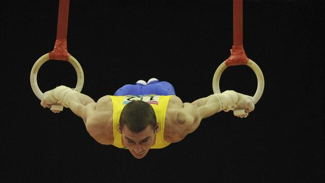 Zanetti wins first Brazilian Olympic gymnastics gold