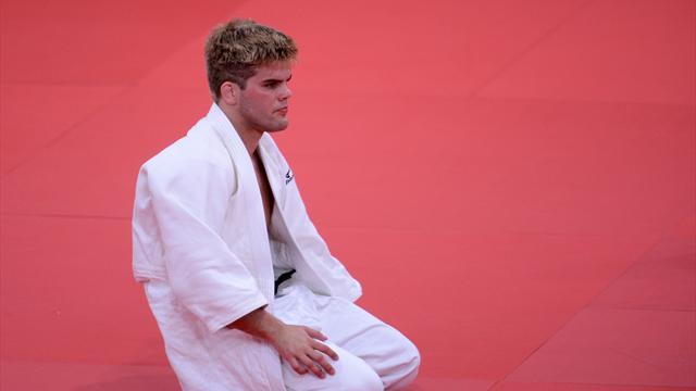 US judoka expelled from Olympics for cannabis