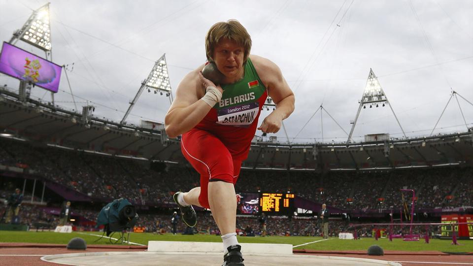 Олимпийские игры 2008 легкая атлетика