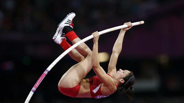 Isinbayeva considering Rio Games