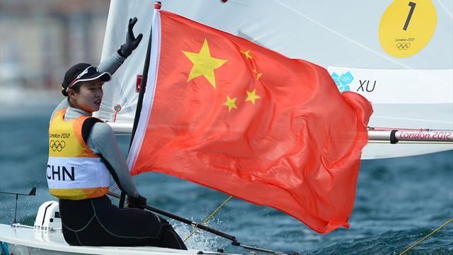 Китай потерял шансы на второе место в медальном зачете