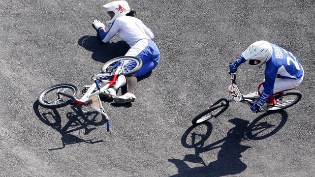 Reade eager to avenge Olympic crash