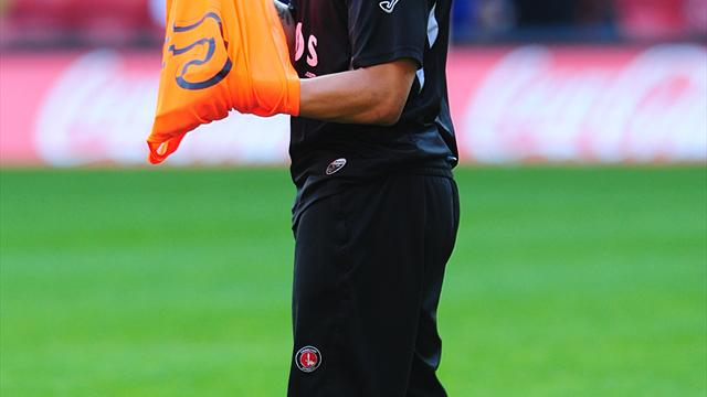 Gills sign Burton