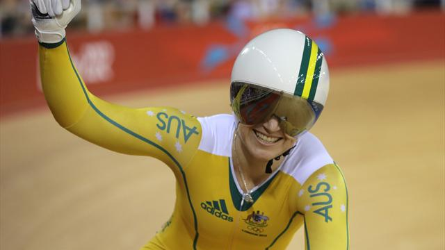 Meares takes Olympic gold from Pendleton