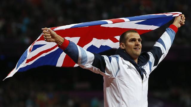 Grabarz grabs share of Olympic bronze