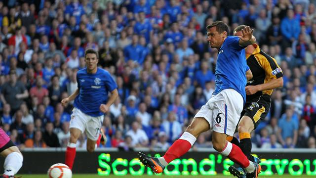 Rangers cruise through in cup