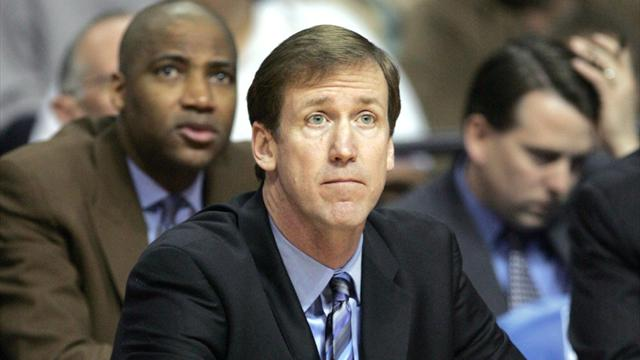 Blazers name Stotts as new head coach