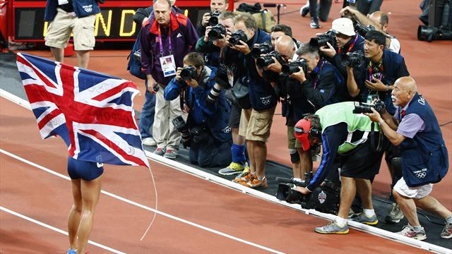 Ennis heptathlon gold fans favourite moment of Games