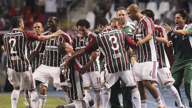 Fluminense kit man faces 12-match ban for attack