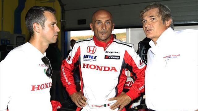 Tarquini on new WTCC Honda
