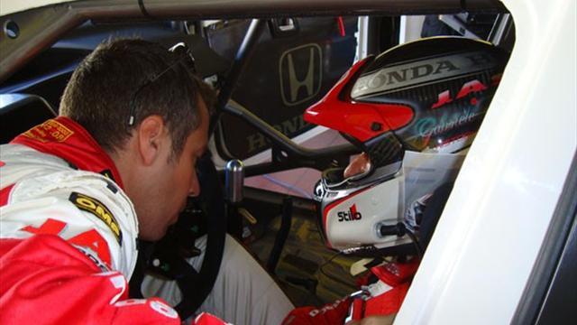 JAS positive about WTCC Honda project