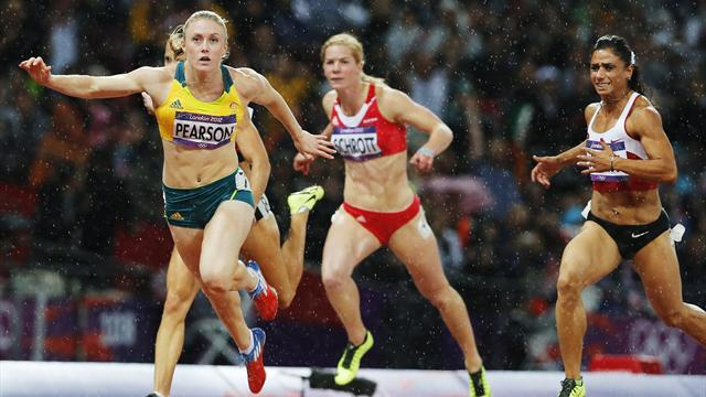 Meares and Pearson offer respite for Australia Olympic gloom